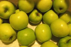 Pommes granny le Jardin de Guillaume