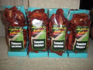 [Le Jardin de Guillaume] Tomates séchées