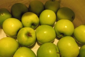 Pommes Granny Smith 01