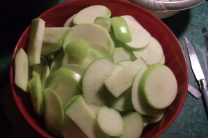 Pommes Granny Smith 04