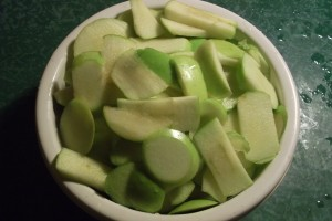Pommes Granny Smith 07