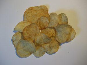 Chips aux cèpes le Jardin de Guillaume