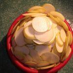 [Le Jardin de Guillaume] Pommes Chanteclerc séchées (01)