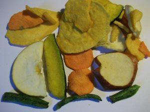 [Le Jardin de Guillaume] Chips Légumes et Fruits