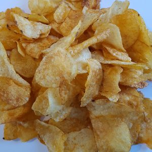 [Le Jardin de Guillaume] Chips barbecue 1