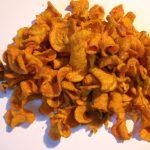 Chips carotte Le Jardin de Guillaume