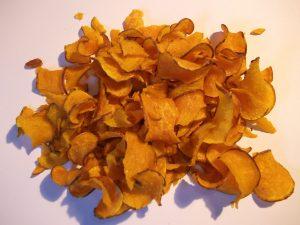 [Le Jardin de Guillaume] Chips de patate douce
