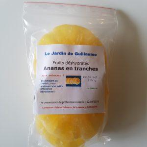 [Le Jardin de Guillaume] Ananas tranches