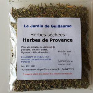 [Le Jardin de Guillaume] Herbes de Provence