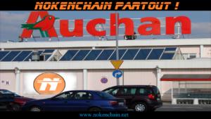 Nokenchain / Auchan